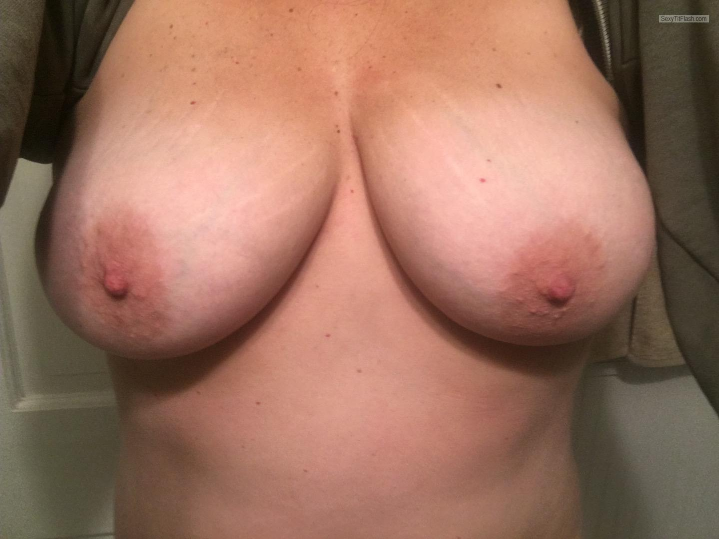 My Big Tits Selfie by Shann